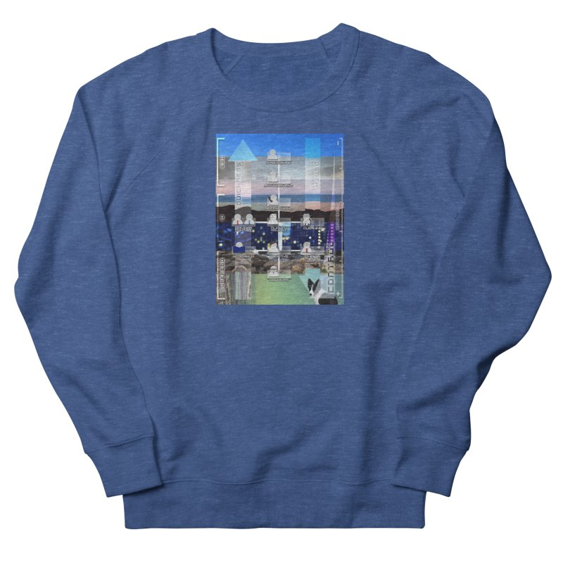 = Mind Factory = Women's French Terry Sweatshirt by Shadeprint's Artist Shop
