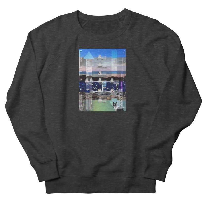 = Mind Factory = Men's French Terry Sweatshirt by Shadeprint's Artist Shop