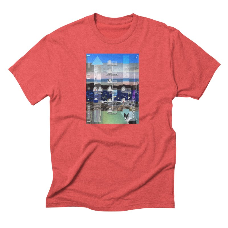 = Mind Factory = Men's Triblend T-Shirt by Shadeprint's Artist Shop