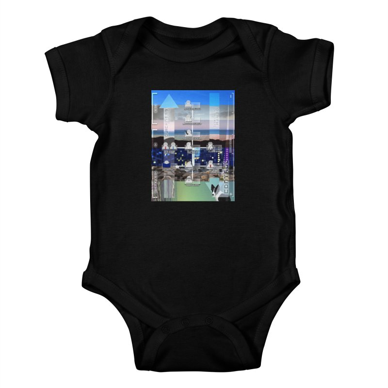 = Mind Factory = Kids Baby Bodysuit by Shadeprint's Artist Shop