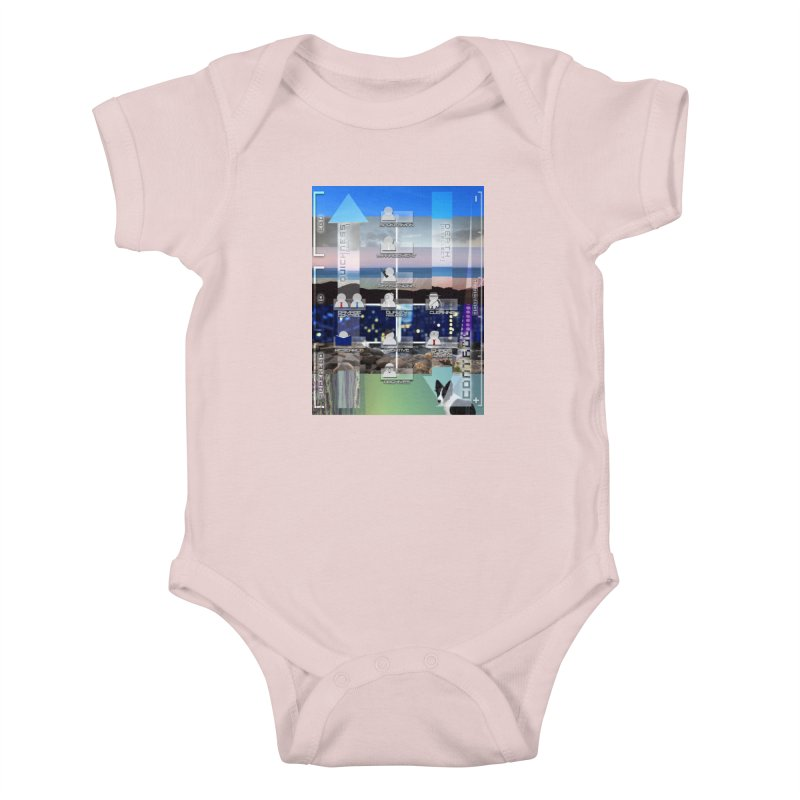 = Mind Factory = Kids Baby Bodysuit by Shadeprint's Artist Shop