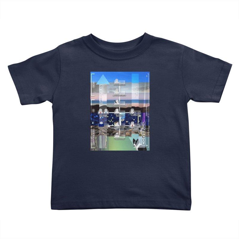 = Mind Factory = Kids Toddler T-Shirt by Shadeprint's Artist Shop