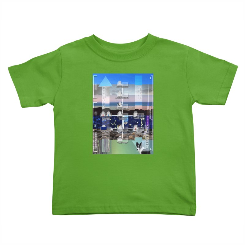 = Mind Factory = Kids Toddler T-Shirt by Shadeprint's Artist Shop