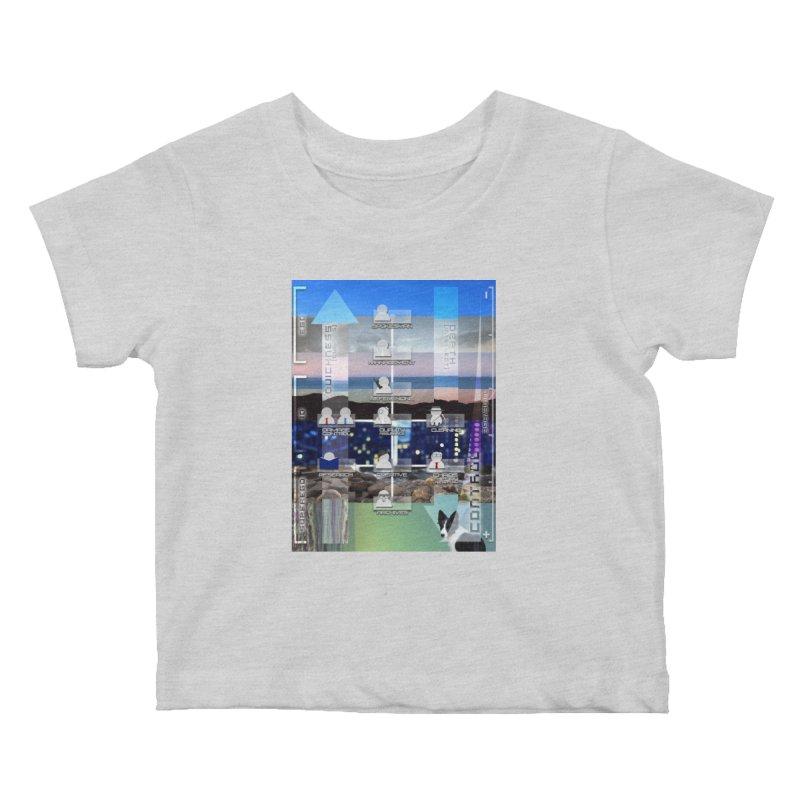 = Mind Factory = Kids Baby T-Shirt by Shadeprint's Artist Shop