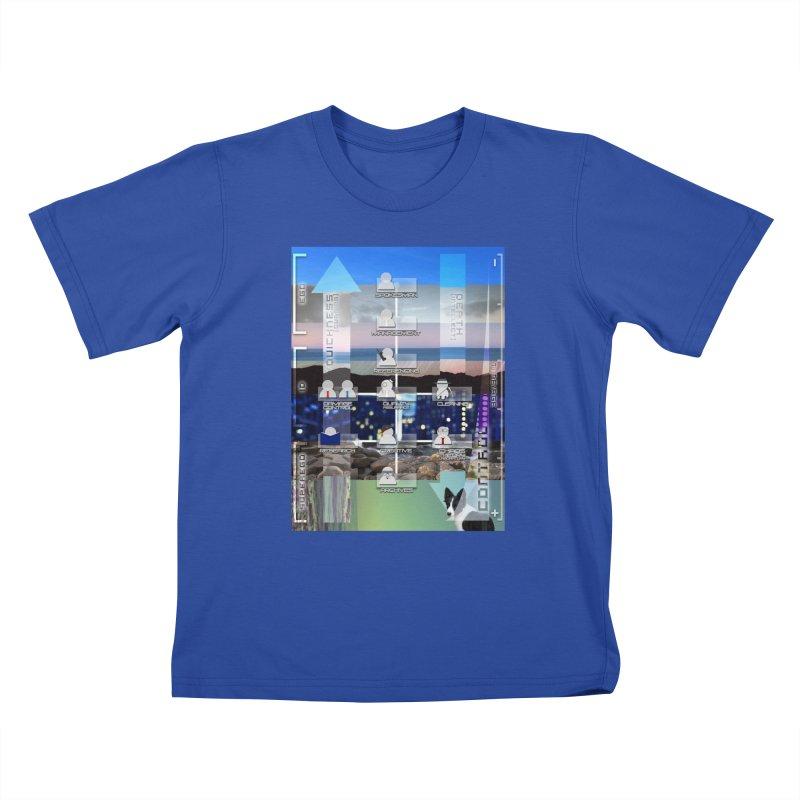 = Mind Factory = Kids T-Shirt by Shadeprint's Artist Shop