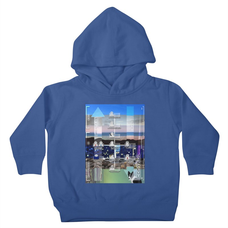 = Mind Factory = Kids Toddler Pullover Hoody by Shadeprint's Artist Shop