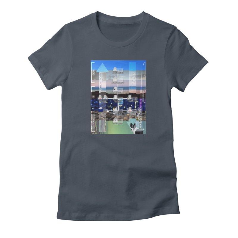 = Mind Factory = Women's T-Shirt by Shadeprint's Artist Shop
