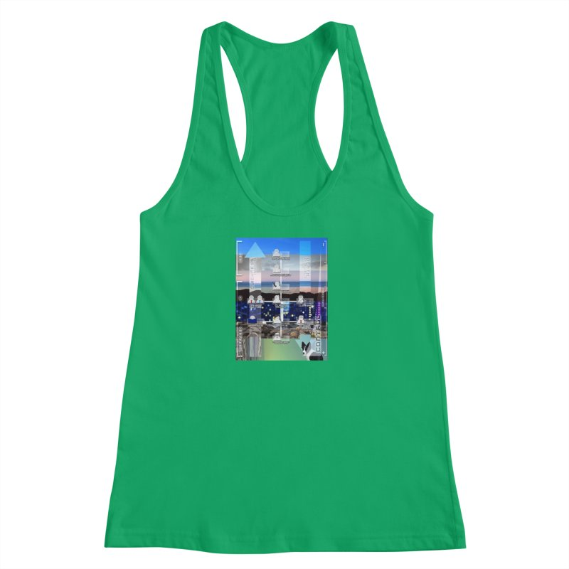 = Mind Factory = Women's Tank by Shadeprint's Artist Shop