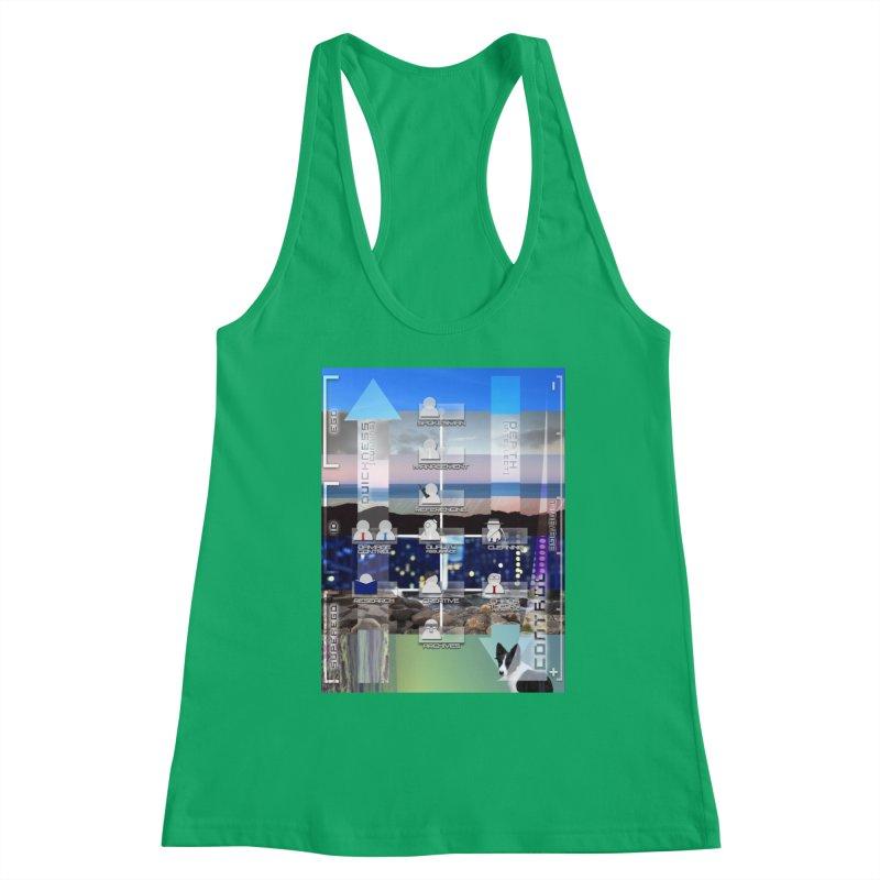 = Mind Factory = Women's Tank by Shadeprint's Artist Shop