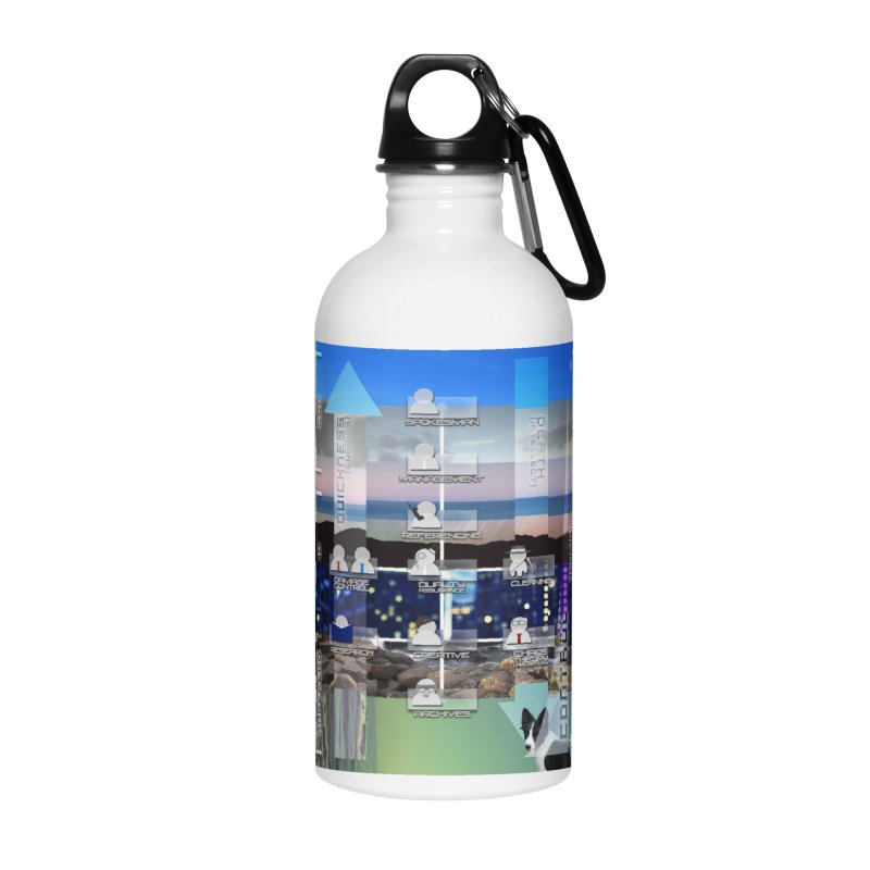 = Mind Factory = Accessories Water Bottle by Shadeprint's Artist Shop