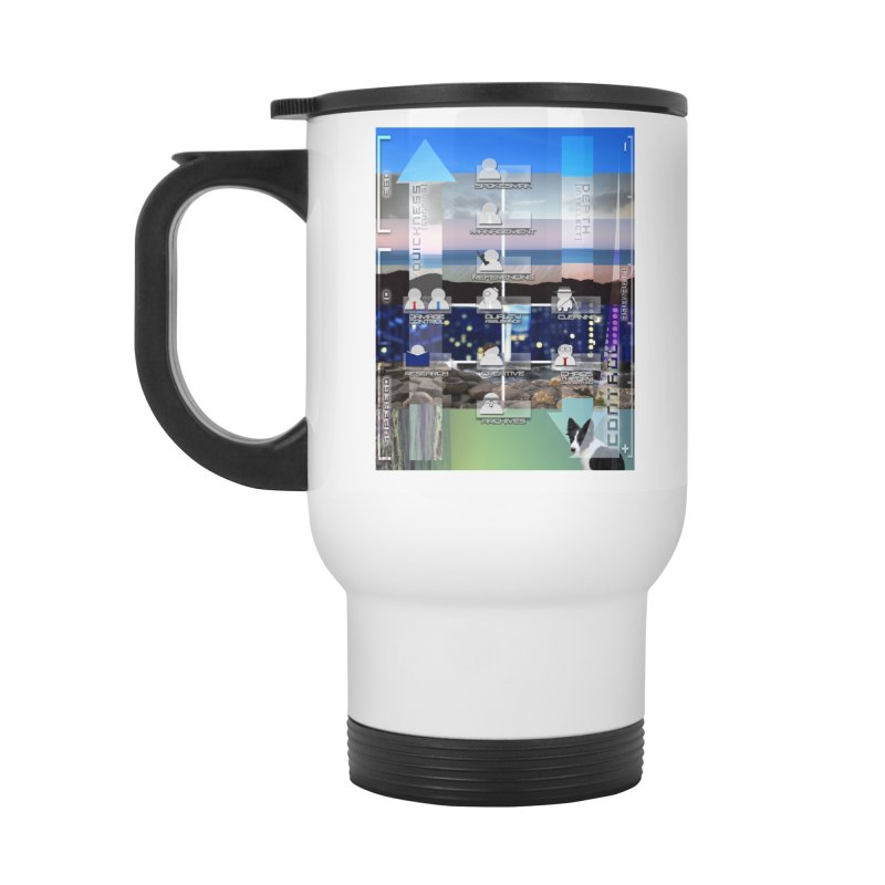 = Mind Factory = Accessories Mug by Shadeprint's Artist Shop