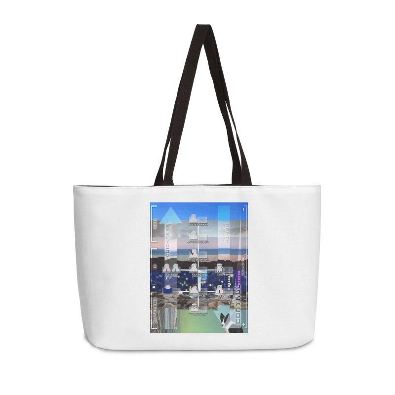 = Mind Factory = Accessories Weekender Bag Bag by Shadeprint's Artist Shop