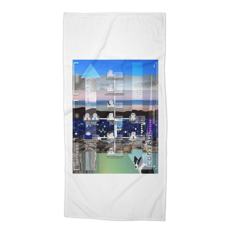 = Mind Factory = Accessories Beach Towel by Shadeprint's Artist Shop