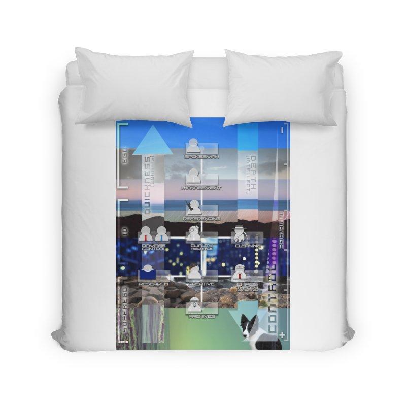 = Mind Factory = Home Duvet by Shadeprint's Artist Shop