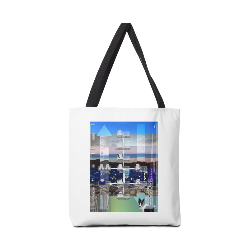 = Mind Factory = Accessories Tote Bag Bag by Shadeprint's Artist Shop