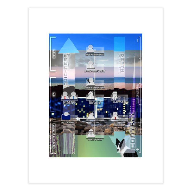 = Mind Factory = Home Fine Art Print by Shadeprint's Artist Shop