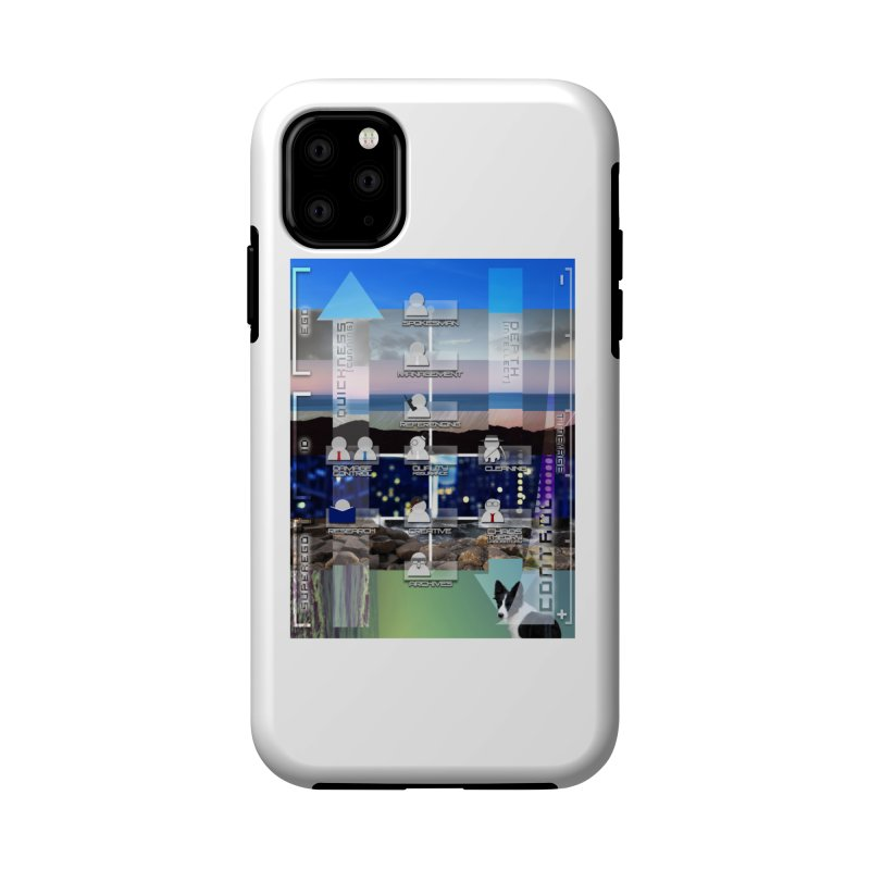 = Mind Factory = Accessories Phone Case by SHADEPRINT.DESIGN