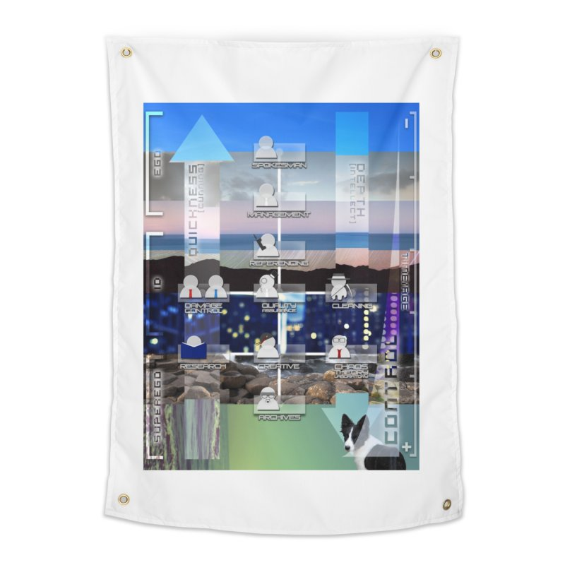 = Mind Factory = Home Tapestry by Shadeprint's Artist Shop