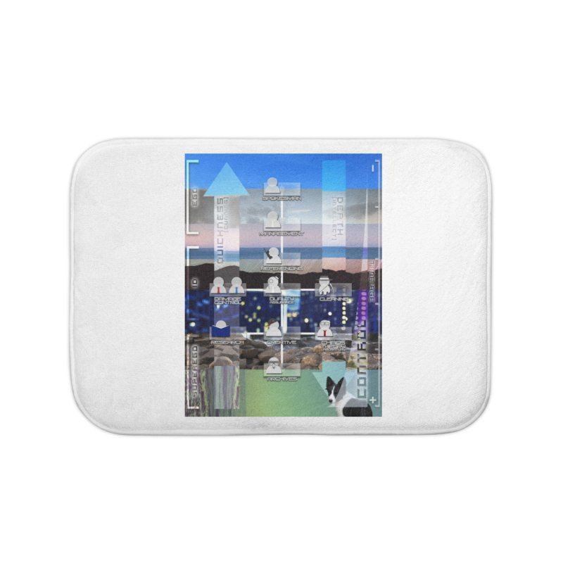 = Mind Factory = Home Bath Mat by Shadeprint's Artist Shop