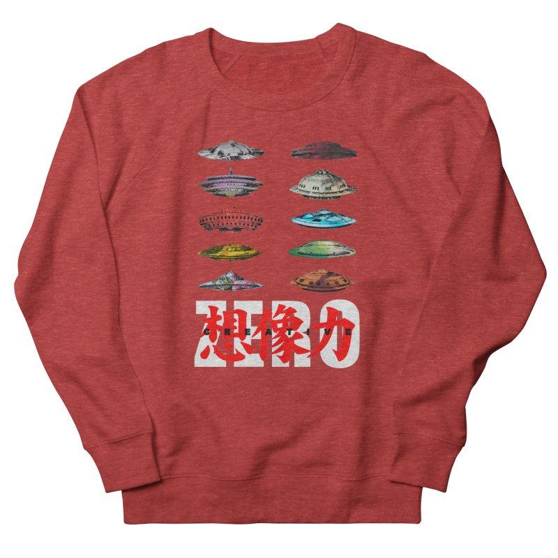 Drop Footage // Creative ZERO [aka ZERO Creative] Women's Sweatshirt by Shadeprint's Artist Shop