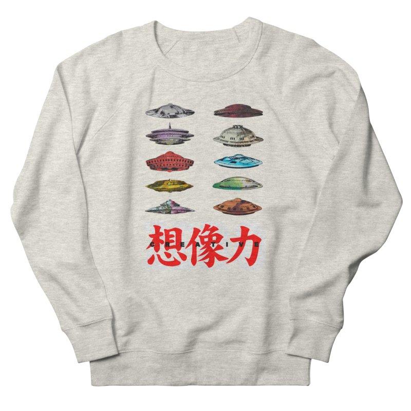 Drop Footage // Creative ZERO [aka ZERO Creative] Women's Sweatshirt by Shadeprint's Artist Shop