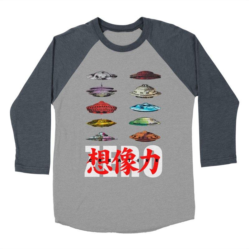 Drop Footage // Creative ZERO [aka ZERO Creative] Men's Longsleeve T-Shirt by Shadeprint's Artist Shop