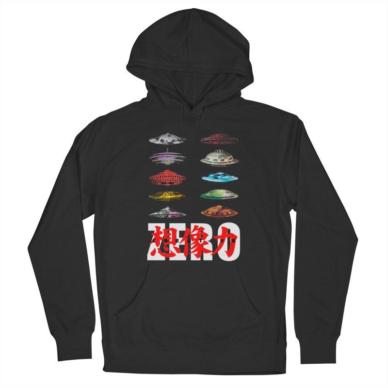 Drop Footage // Creative ZERO [aka ZERO Creative] Women's French Terry Pullover Hoody by Shadeprint's Artist Shop