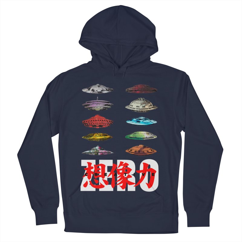 Drop Footage // Creative ZERO [aka ZERO Creative] Men's Pullover Hoody by Shadeprint's Artist Shop