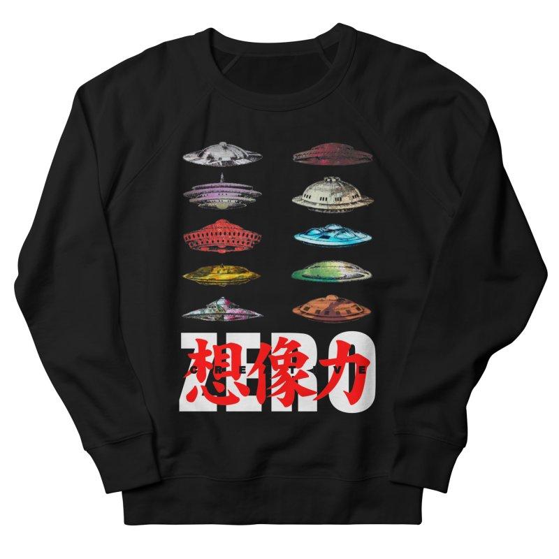 Drop Footage // Creative ZERO [aka ZERO Creative] Women's French Terry Sweatshirt by Shadeprint's Artist Shop