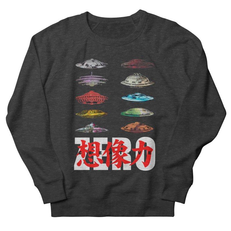 Drop Footage // Creative ZERO [aka ZERO Creative] Men's French Terry Sweatshirt by Shadeprint's Artist Shop