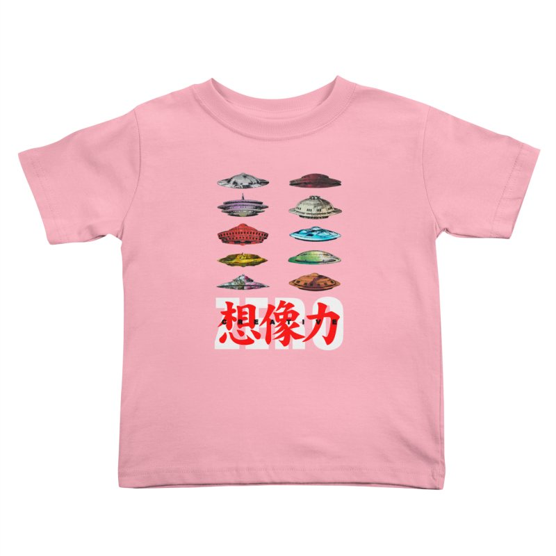 Drop Footage // Creative ZERO [aka ZERO Creative] Kids Toddler T-Shirt by Shadeprint's Artist Shop