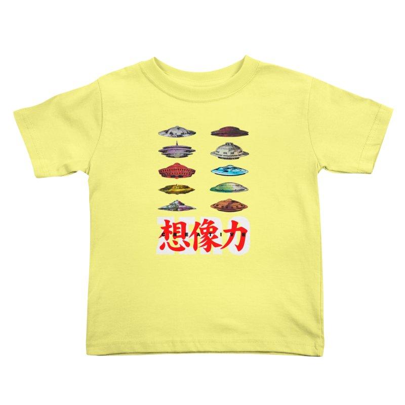 Drop Footage // Creative ZERO [aka ZERO Creative] Kids Toddler T-Shirt by Shadeprint's Artist Shop
