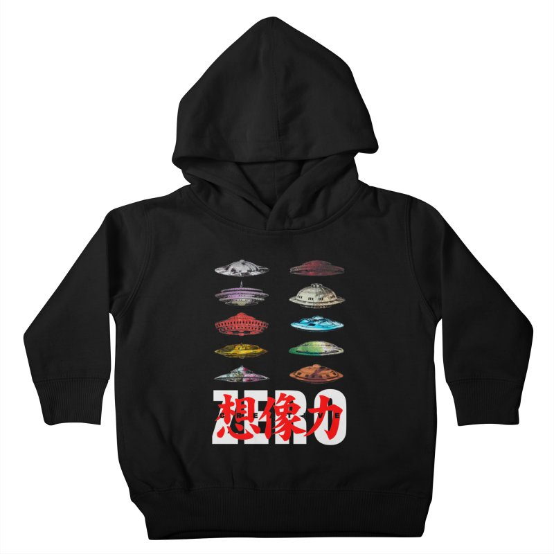 Drop Footage // Creative ZERO [aka ZERO Creative] Kids Toddler Pullover Hoody by Shadeprint's Artist Shop