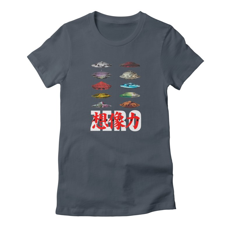 Drop Footage // Creative ZERO [aka ZERO Creative] Women's T-Shirt by Shadeprint's Artist Shop
