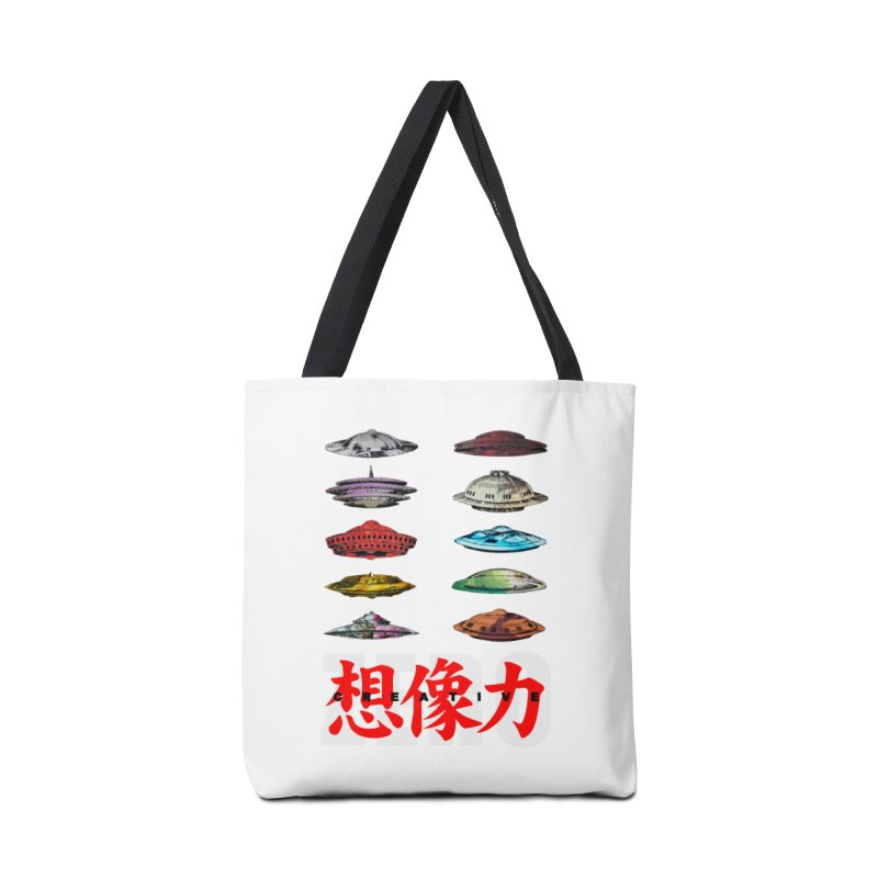 Drop Footage // Creative ZERO [aka ZERO Creative] Accessories Bag by Shadeprint's Artist Shop