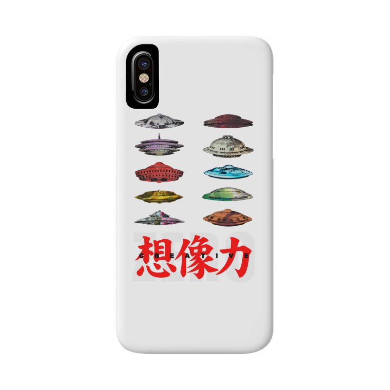 Drop Footage // Creative ZERO [aka ZERO Creative] Accessories Phone Case by Shadeprint's Artist Shop
