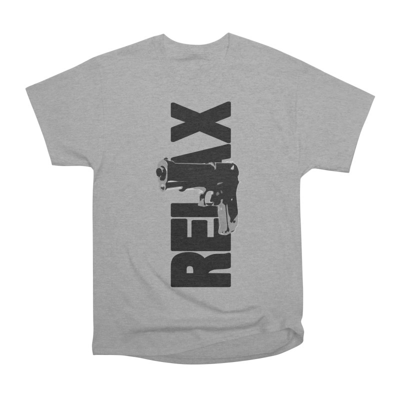 RE⅃AX Women's Heavyweight Unisex T-Shirt by Shadeprint's Artist Shop
