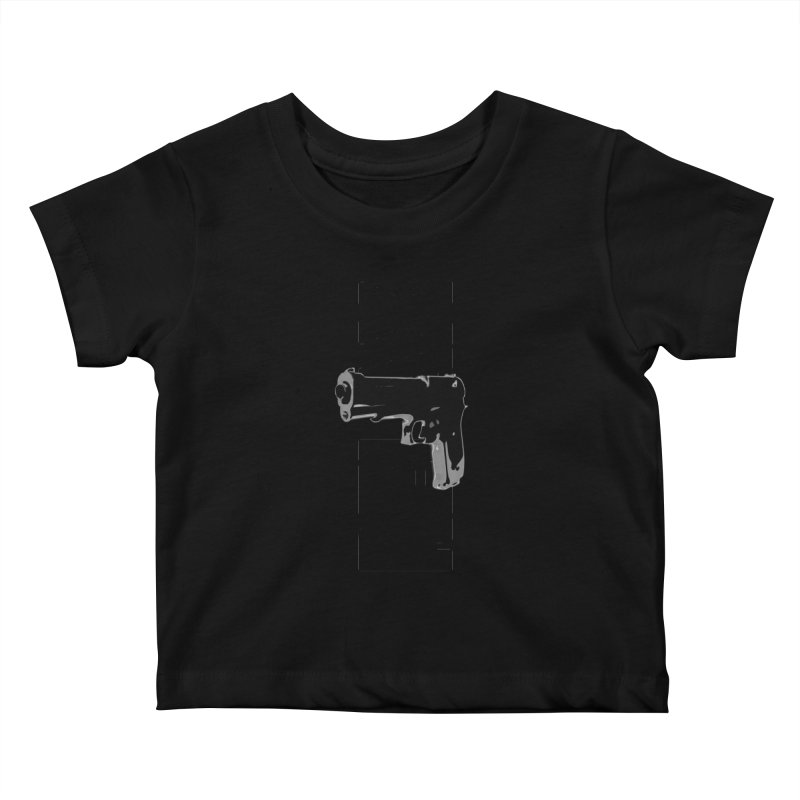 RE⅃AX Kids Baby T-Shirt by Shadeprint's Artist Shop