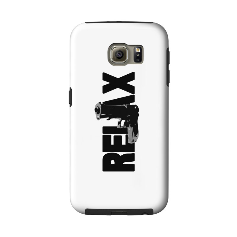 RE⅃AX Accessories Phone Case by Shadeprint's Artist Shop