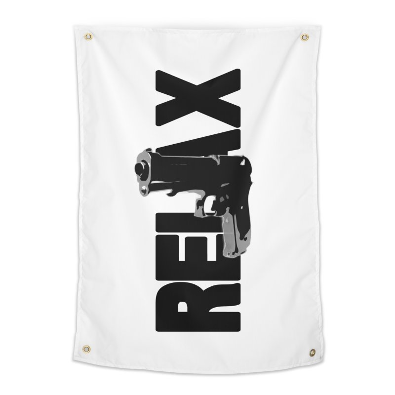 RE⅃AX Home Tapestry by Shadeprint's Artist Shop