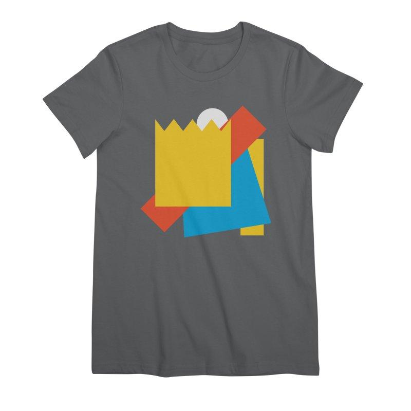 Holomew Women's Premium T-Shirt by Shadeprint's Artist Shop