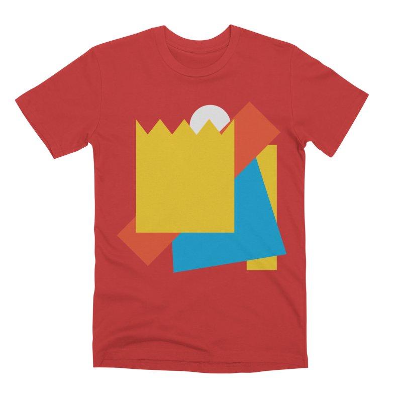 Holomew Men's Premium T-Shirt by Shadeprint's Artist Shop