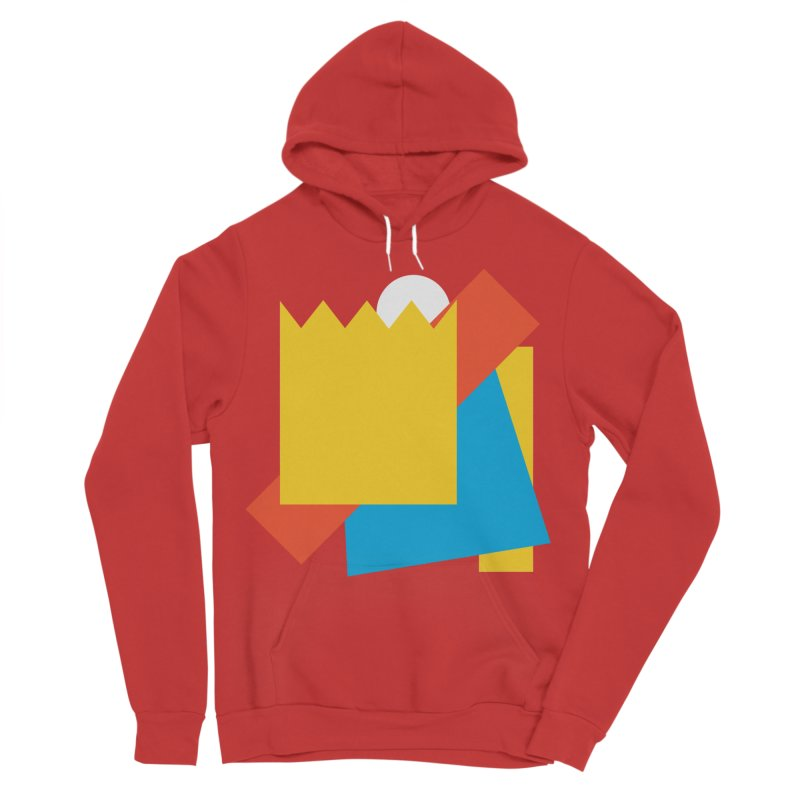 Holomew Men's Sponge Fleece Pullover Hoody by Shadeprint's Artist Shop