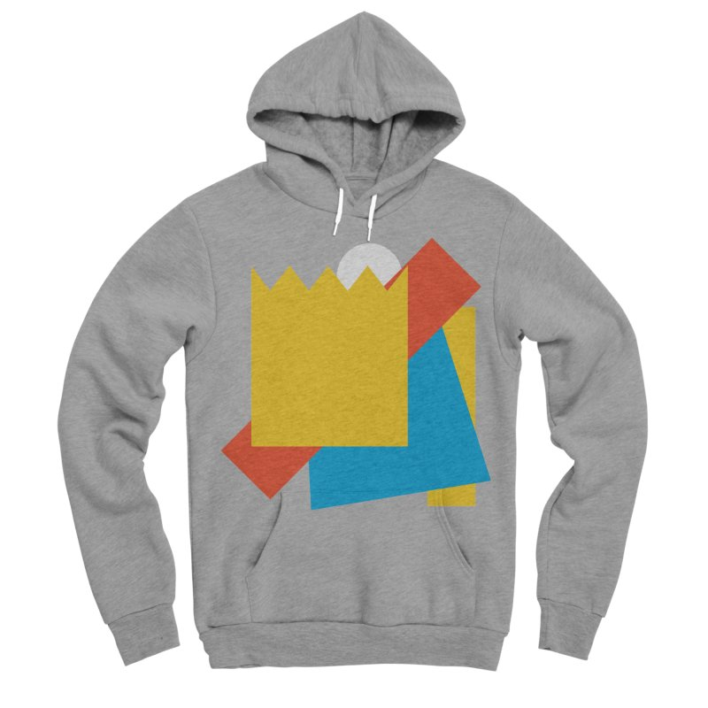 Holomew Men's Sponge Fleece Pullover Hoody by Shadeprint's Artist Shop