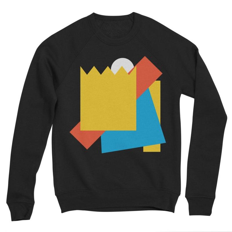 Holomew Men's Sponge Fleece Sweatshirt by Shadeprint's Artist Shop