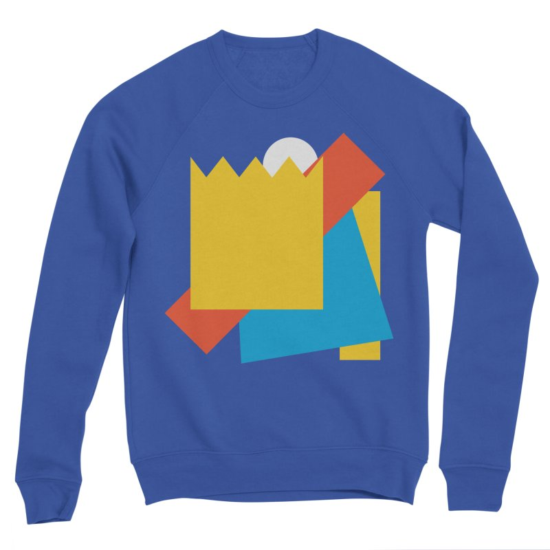 Holomew Men's Sponge Fleece Sweatshirt by Shadeprint's Artist Shop