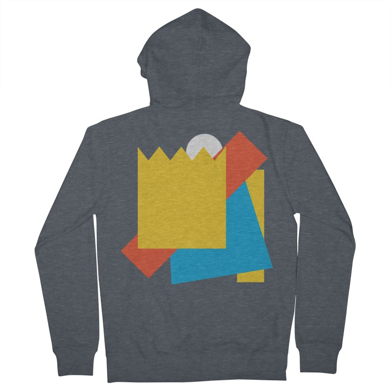 Holomew Men's Zip-Up Hoody by Shadeprint's Artist Shop