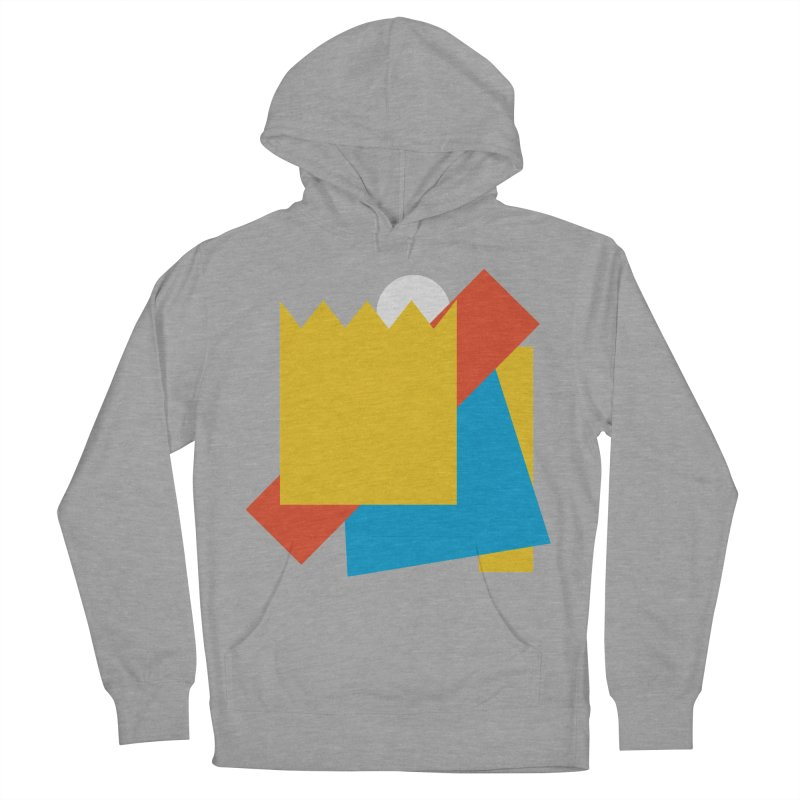 Holomew Women's French Terry Pullover Hoody by Shadeprint's Artist Shop