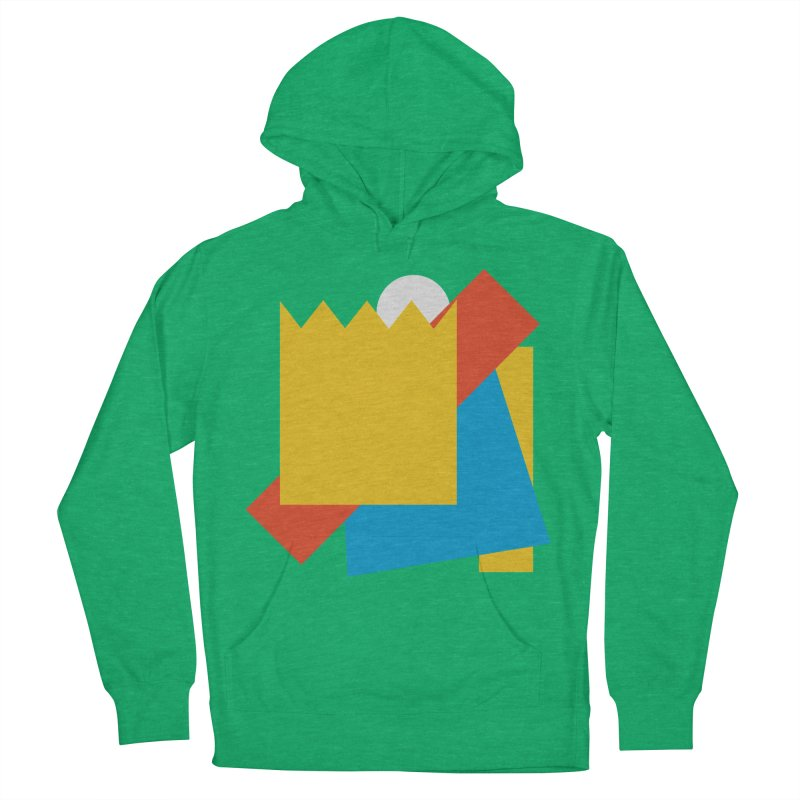Holomew Men's French Terry Pullover Hoody by Shadeprint's Artist Shop
