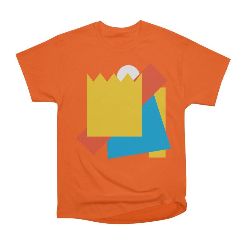 Holomew Men's Heavyweight T-Shirt by Shadeprint's Artist Shop